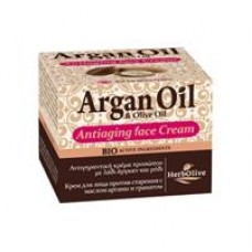 40525 Antiaging Face Cream med argan oil, 50ml