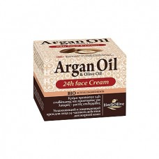 40275, Face Cream Argan Oil & Olive Oil, 50 ml