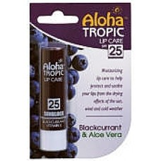 4253, Lip Care Black Currant & Aloe Vera SPF 25, 4.5gr