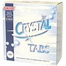7020411, Crystal Tabs-maskindiskmedel ,50 tabletter nu även med spolglans. Superbra!